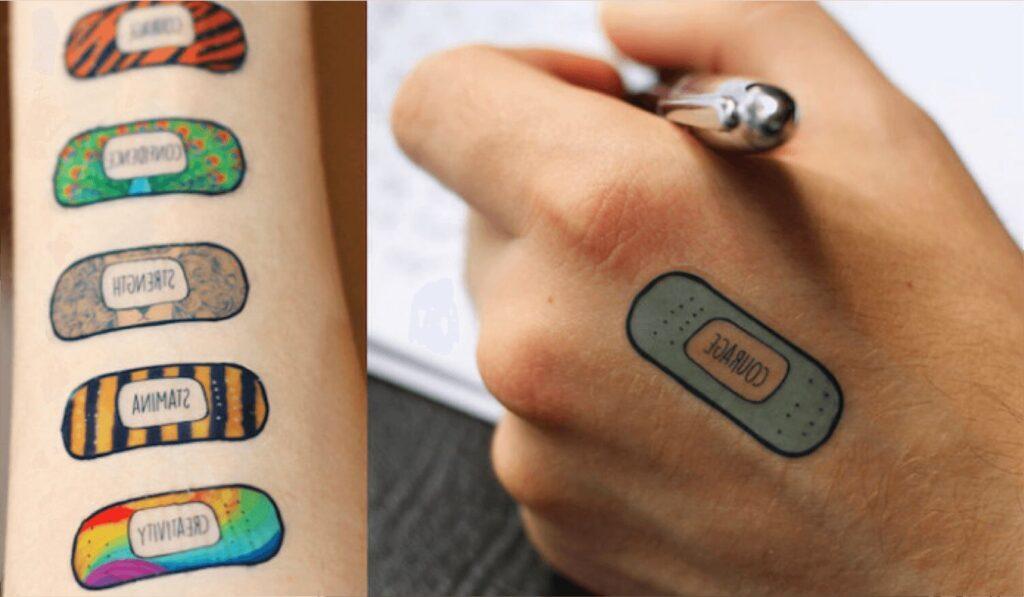 aderezo para tatuajes
