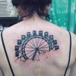 Tatuaje Rueda de la Fortuna