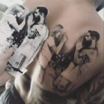 RT @javigonzao: Que tatuaje se mando @Carlos19Rolon