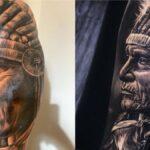@ExpresoPeru Ya pues el tatuaje era de un indio americano