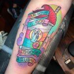 @ruedalacorona nos hacemos este matching tattoo?