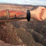 ¡Barquisimeto en El Gran Cañón! una maravilla de tatuaje y fotografía, cortesía de Patty…