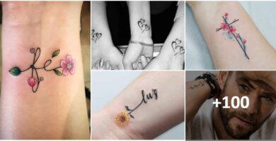 Collage Tatuajes Muneca 2