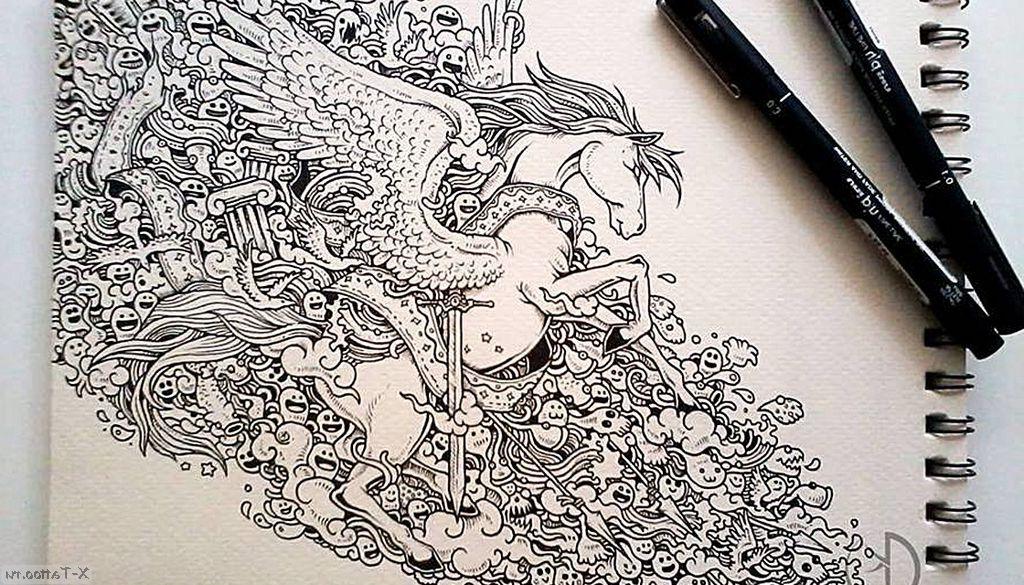 Cómo hacer un tatuaje temporal con un bolígrafo o marcador de casa