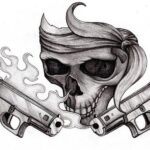 Pistola: hombre – mujer, ideas interesantes, significado