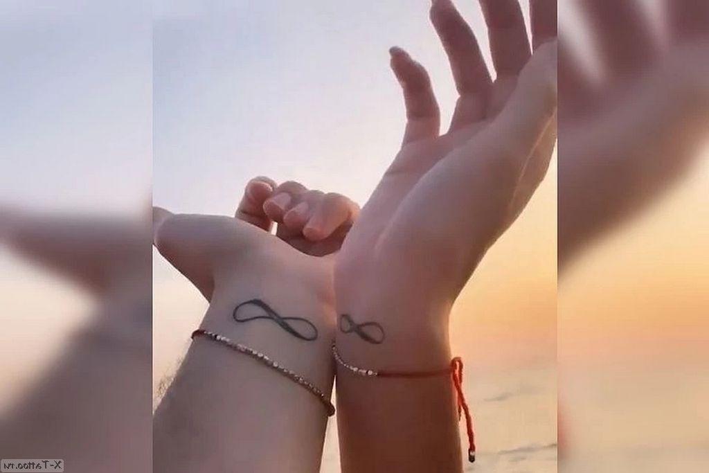 Tatuaje de Olga Buzova