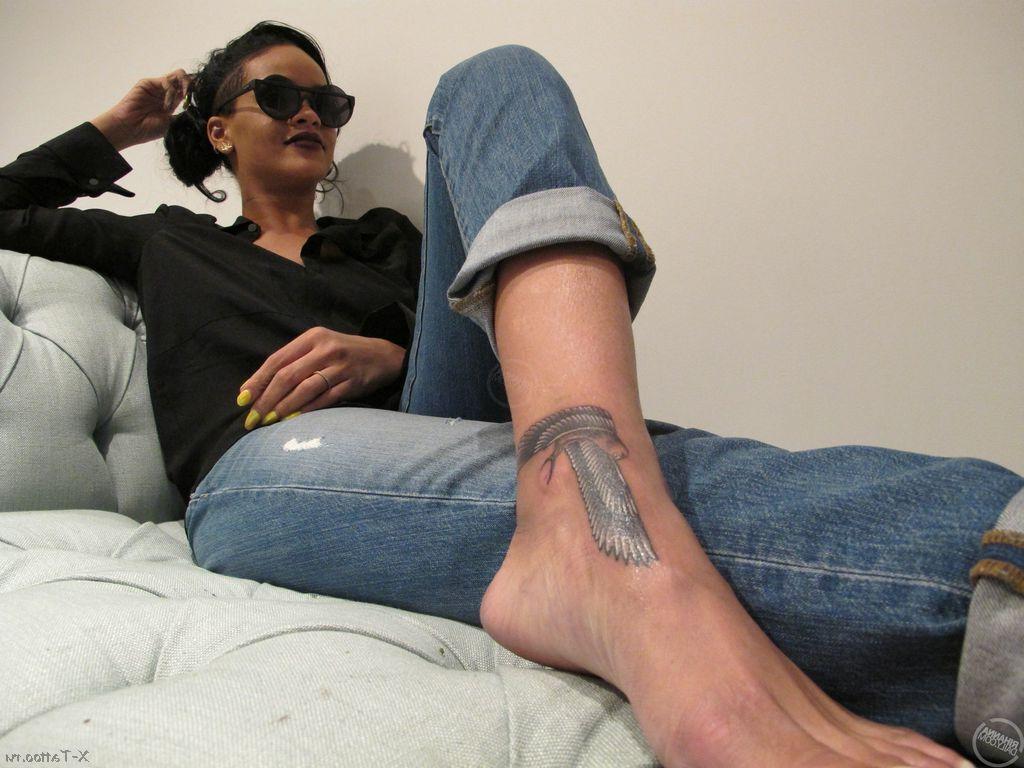 Tatuajes de Rihanna