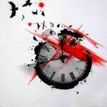 Relojes de tatuaje: bocetos para hombres – mujeres, dibujos interesantes, significados
