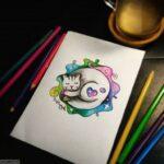 Tatuaje de gato: bocetos para hombres – mujeres, dibujos interesantes, significados