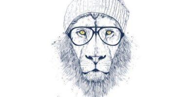 Tatuaje de león: bocetos para hombres – mujeres, dibujos únicos, significados