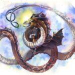 Tatuaje de dragón: bocetos para hombres – mujeres, dibujos únicos, significados