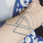 Y pues nada mi único tatuaje con significado viene de este evento, 🥰 el…