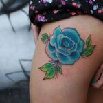 El significado de un tatuaje de rosa: ¿qué significa un tatuaje de rosa?