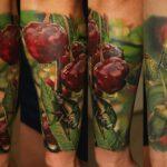 Tatuaje al estilo del realismo + historia, fotos y el significado de los tatuajes