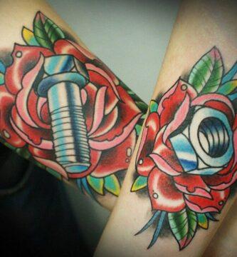Tatuaje al estilo de la vieja escuela (vieja escuela) + foto y significado de los tatuajes