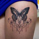 El significado de un tatuaje de mariposa + foto de tatuajes e historia