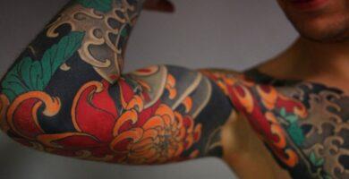 Tatuajes de estilo japonés + historia, significado de bocetos, fotos