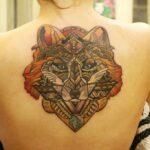 Tatuaje estilo nueva escuela + historia, diferencias, fotos, bocetos