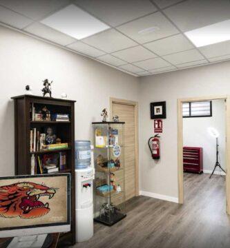 Marca Sacra Tattoo Studio Interior del Studio