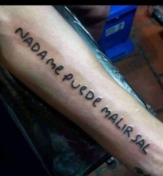Memes humor tatuajes nada puede salir mal