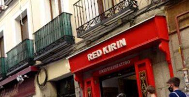 Red Kirin Tattoo fachada del studio