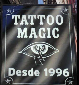 Tattoo Magic Madrid cartel