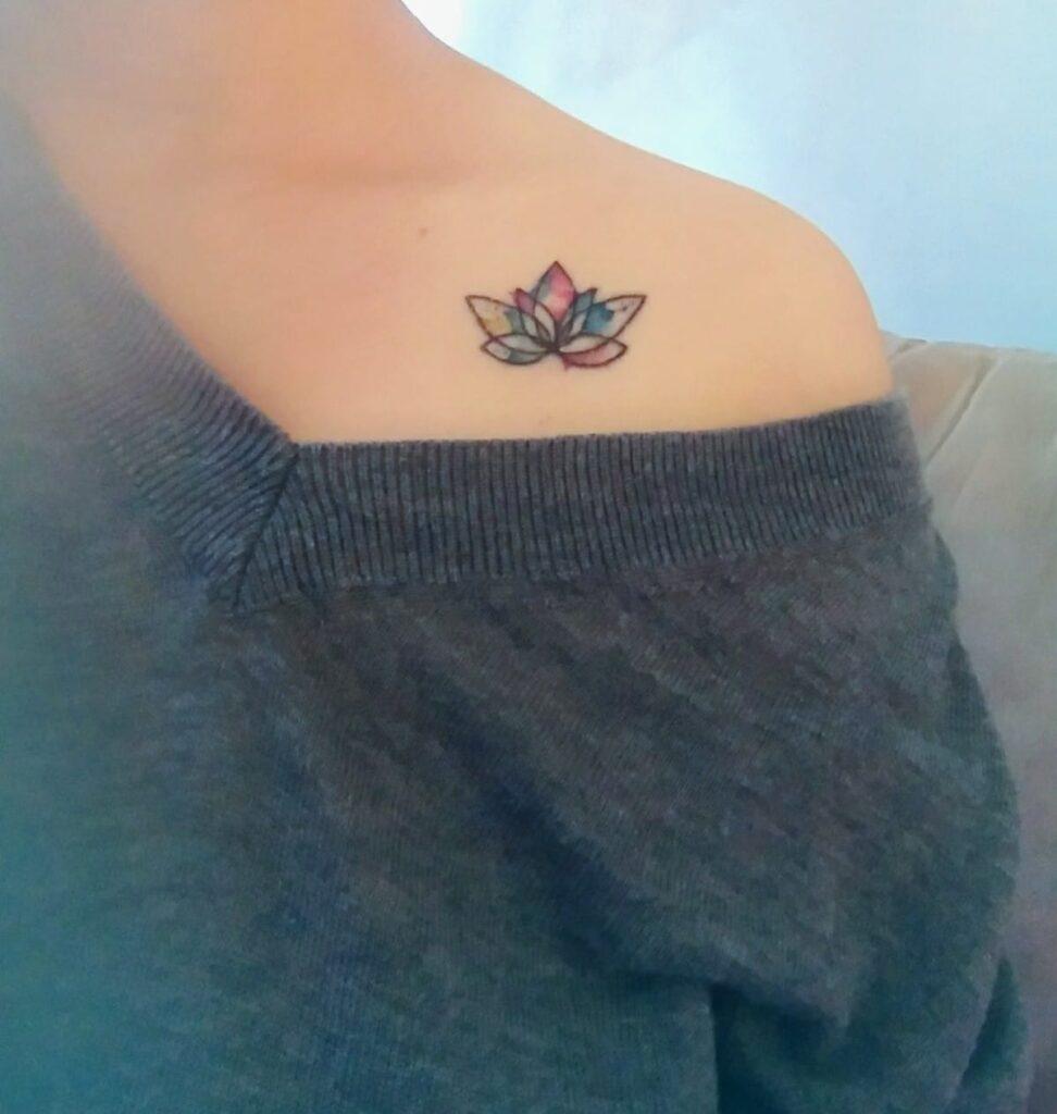 cicatrizacion del tatuaje 8 dias