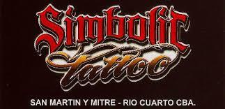 Simbolic Tattoo logo