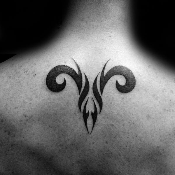 tatuaje signo aries 180