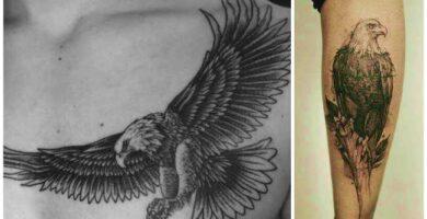 tatuajes de aguilas significado