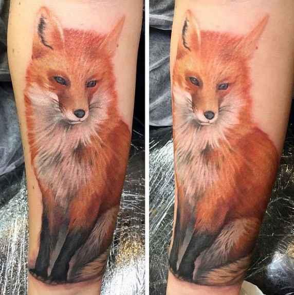tatuajes y sus significados zorro
